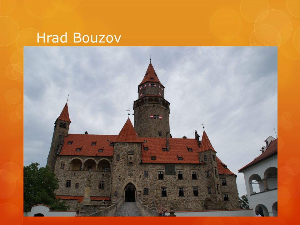 Hrad Bouzov