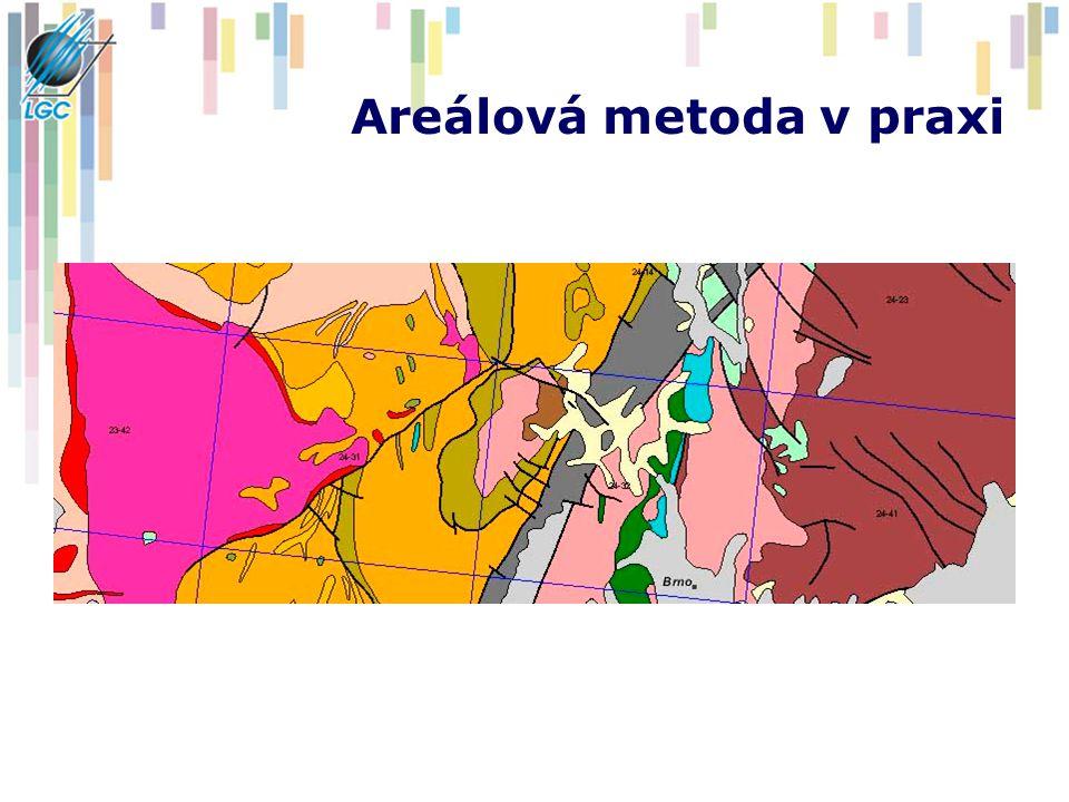 Areálová metoda v praxi