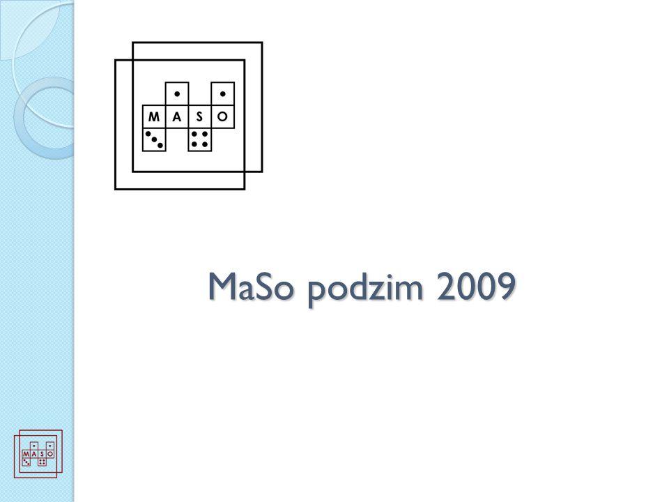 MaSo podzim 2009