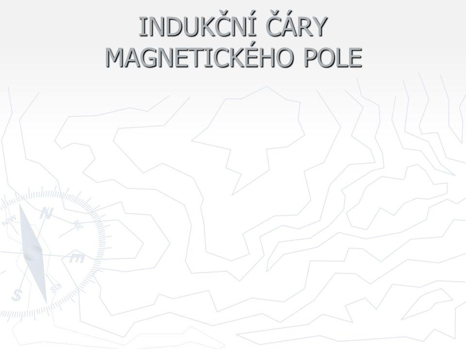 Magnetizace ► ► v magnetickém poli se každé těleso z feromagnetické látky stane dočasným magnetem ► ► tělesa se vážou do řetězců ► ► dotýkají se navzájem nesouhlasnými póly ► ► pokud jsou tělesa malá, můžeme jimi znázornit magnetické pole