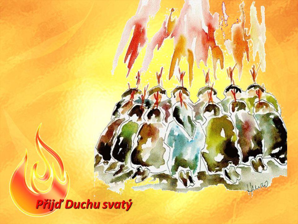 Přijď Duchu svatý