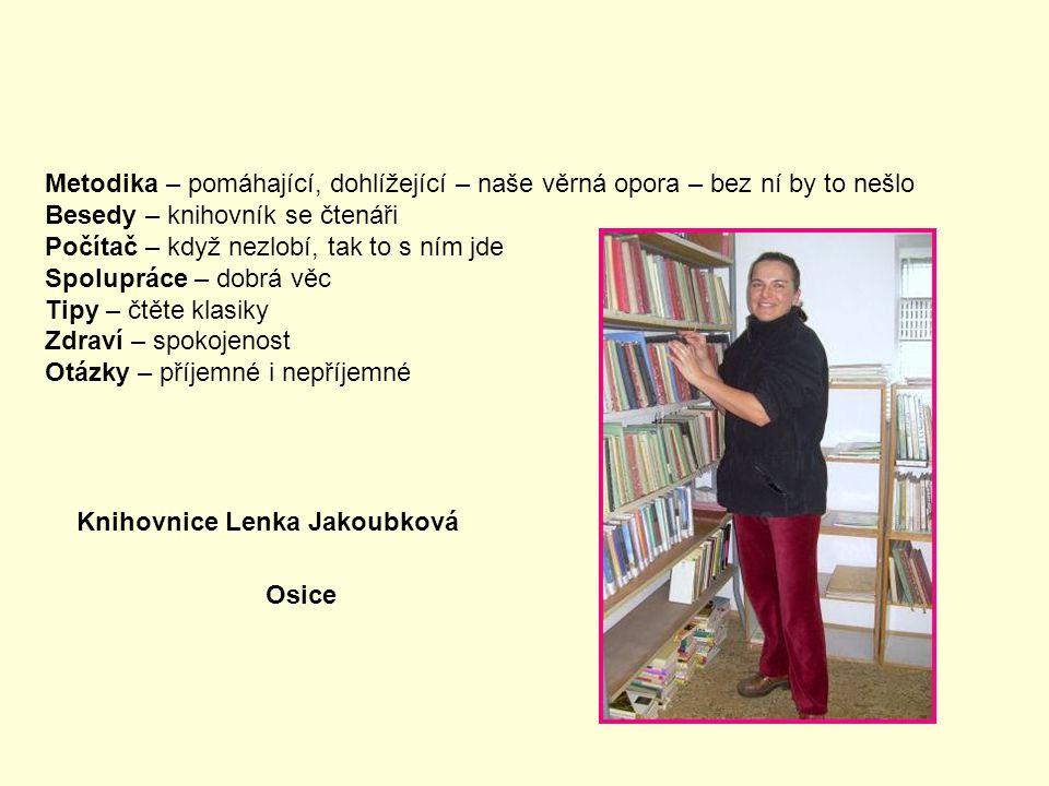 Školní četba – sláva, už ji mám za sebou Knihovna – byla, je a bude Půjčování – radost a zábava Statistika – spousta čísel o ničem Zdraví – to nejcennější v životě člověka Vzdělávání – je nutné v každém věku Knihovna Obědovice Knihy jsou pro lidi tím, čím jsou pro ptáky křídla.