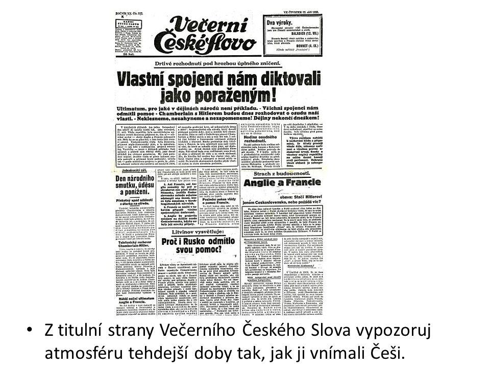 Popiš sevřenost Československa v německém prostoru po připojení Rakouska k Německu.
