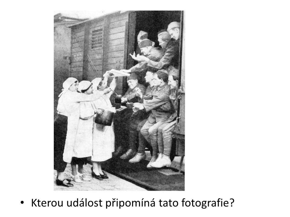 Z titulní strany Večerního Českého Slova vypozoruj atmosféru tehdejší doby tak, jak ji vnímali Češi.