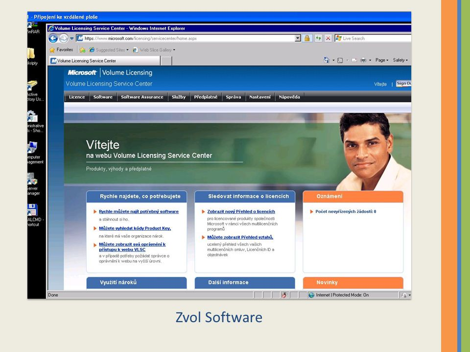 Zvol Software