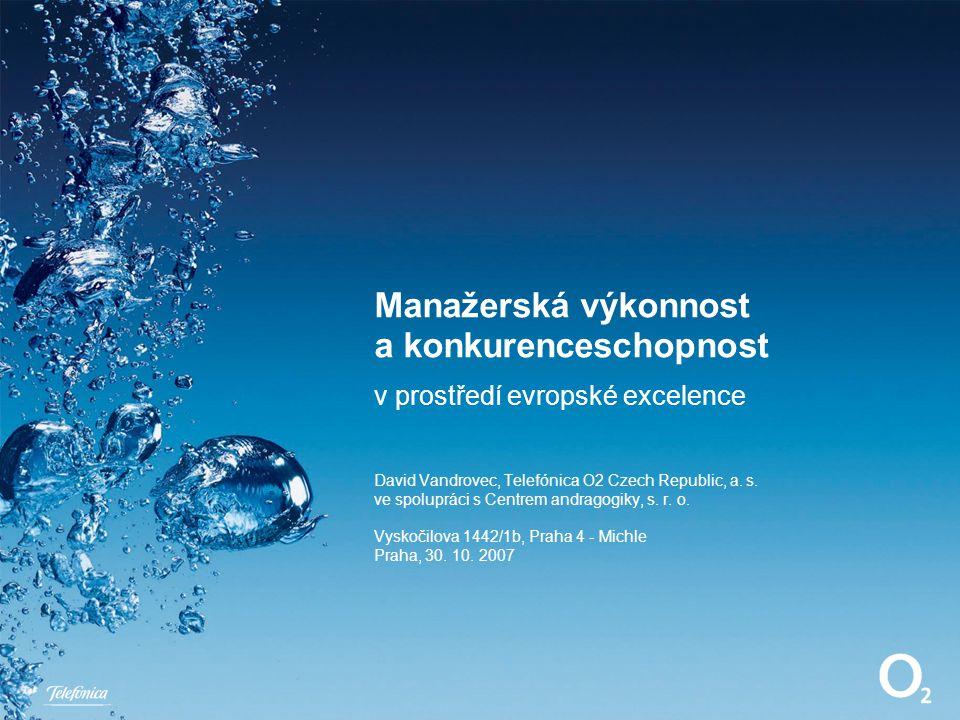 30.10.2007Beseba - Manažerská výkonnost a konkurenceschopnost v prostředí evropské excelence Snímek 12 Mnoho možností přístupu (1/1) –Výběr záleží na každé organizaci.
