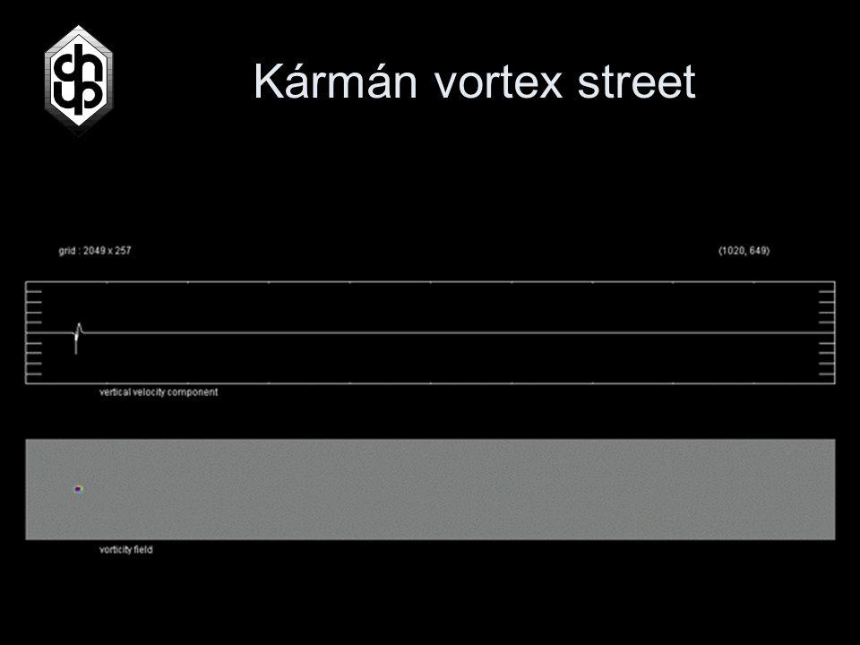 Kármán vortex street