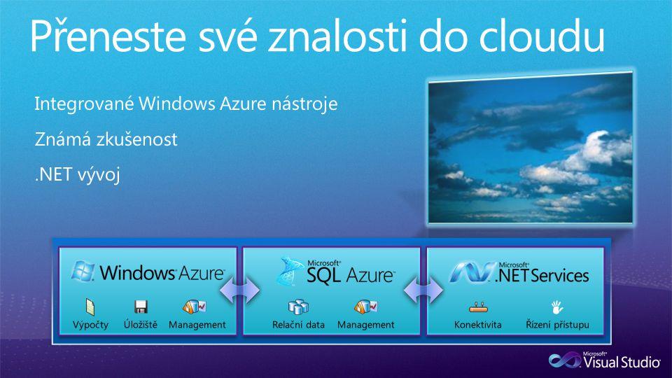 Portál Hostovaná služba Úložiště Visual Studio 2010