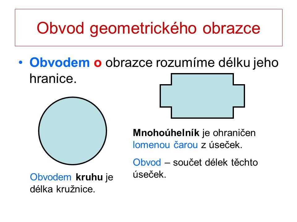 Trojúhelník o = a + b + c A B C vcvc vbvb vava a c b