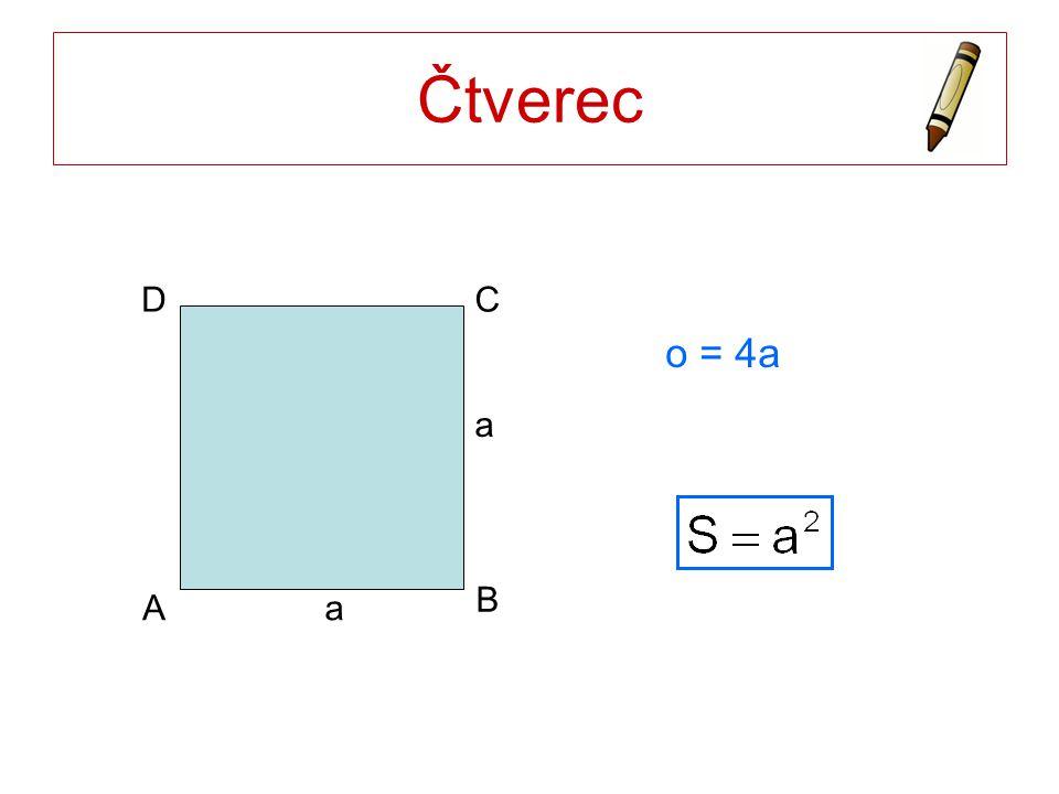 Kruh o = 2πr = πd x r S K d = 2r
