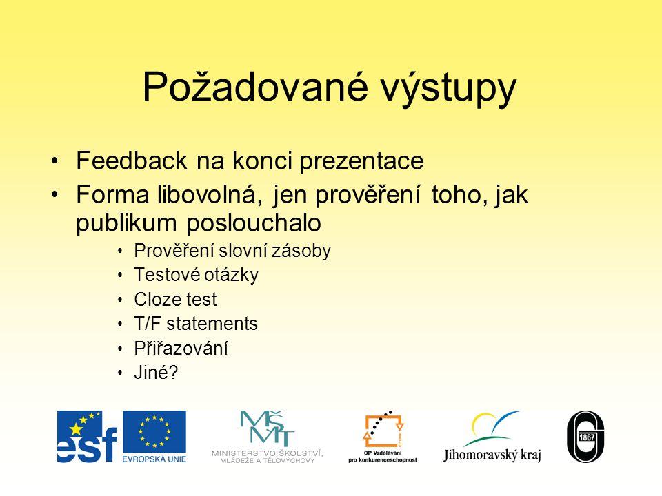 Jak převést text doc.do ppt. č jiné prezentace Obtížný úkol Nutno zpracovat osnovu !!.