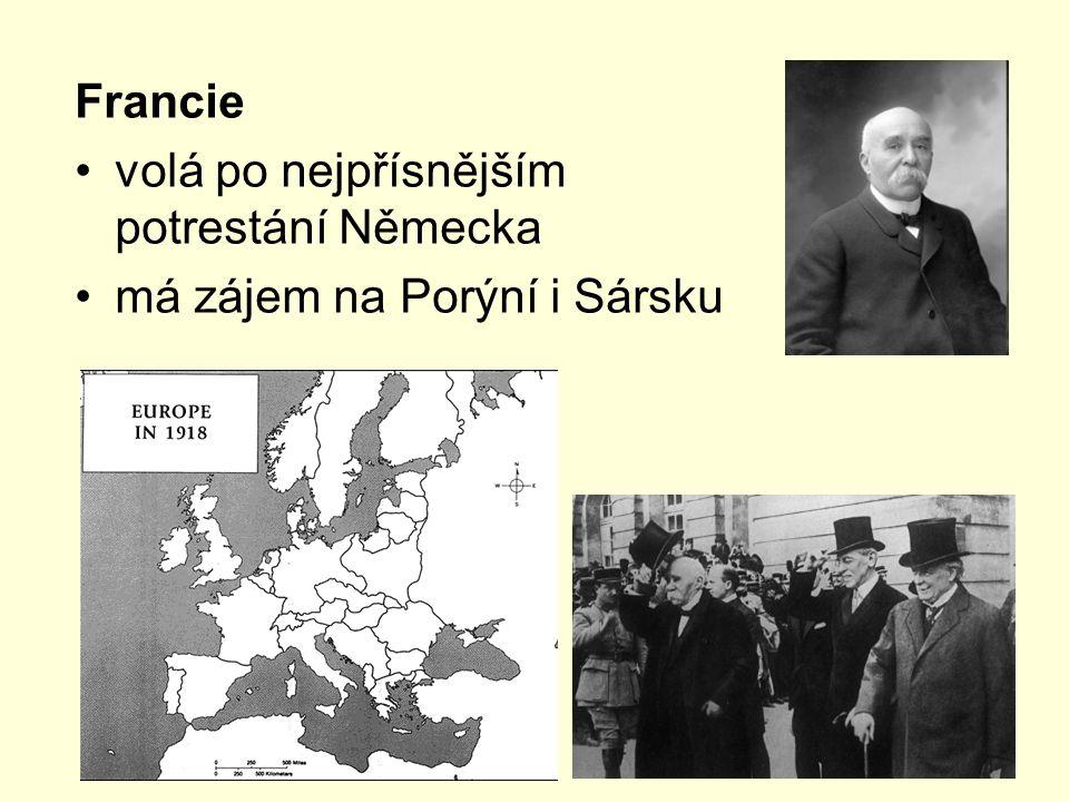 Versailleská smlouva s Německem podepsána 28.6.