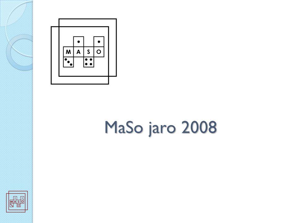 MaSo jaro 2008
