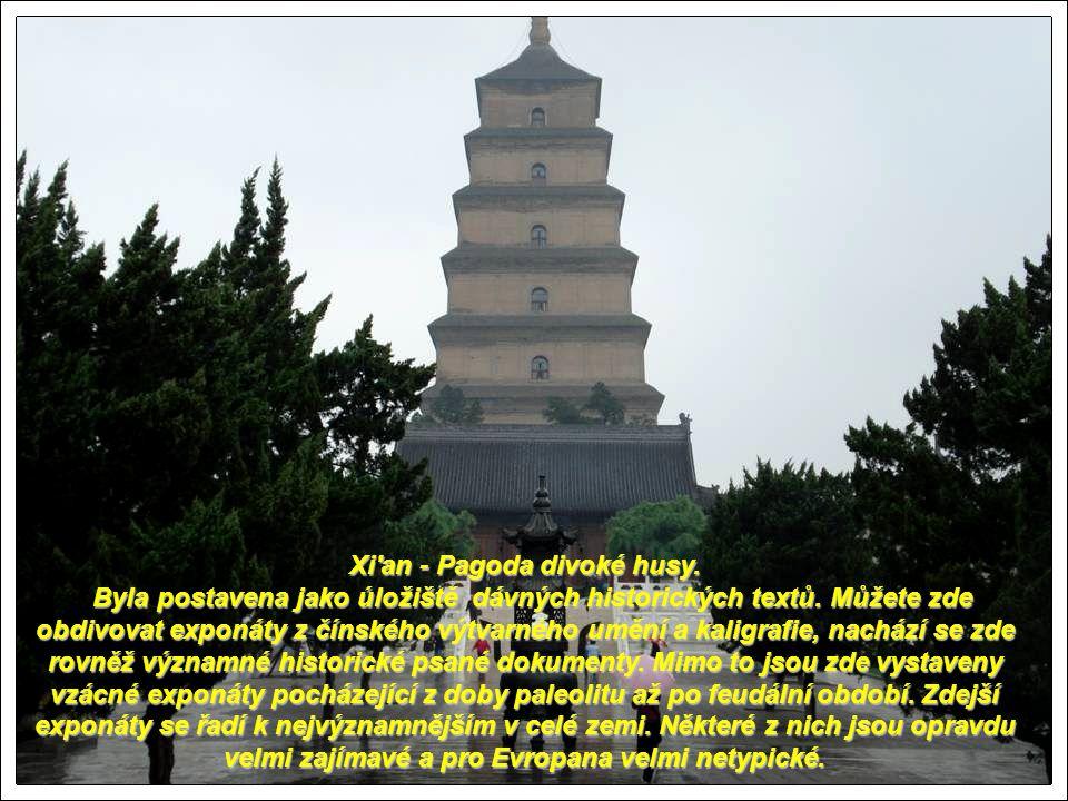 Shanghai: chrám Buddhy