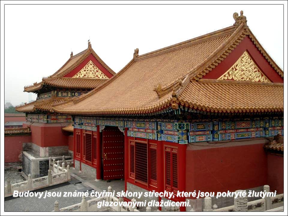 Zakázané město - Brána nejvyšší Harmonie