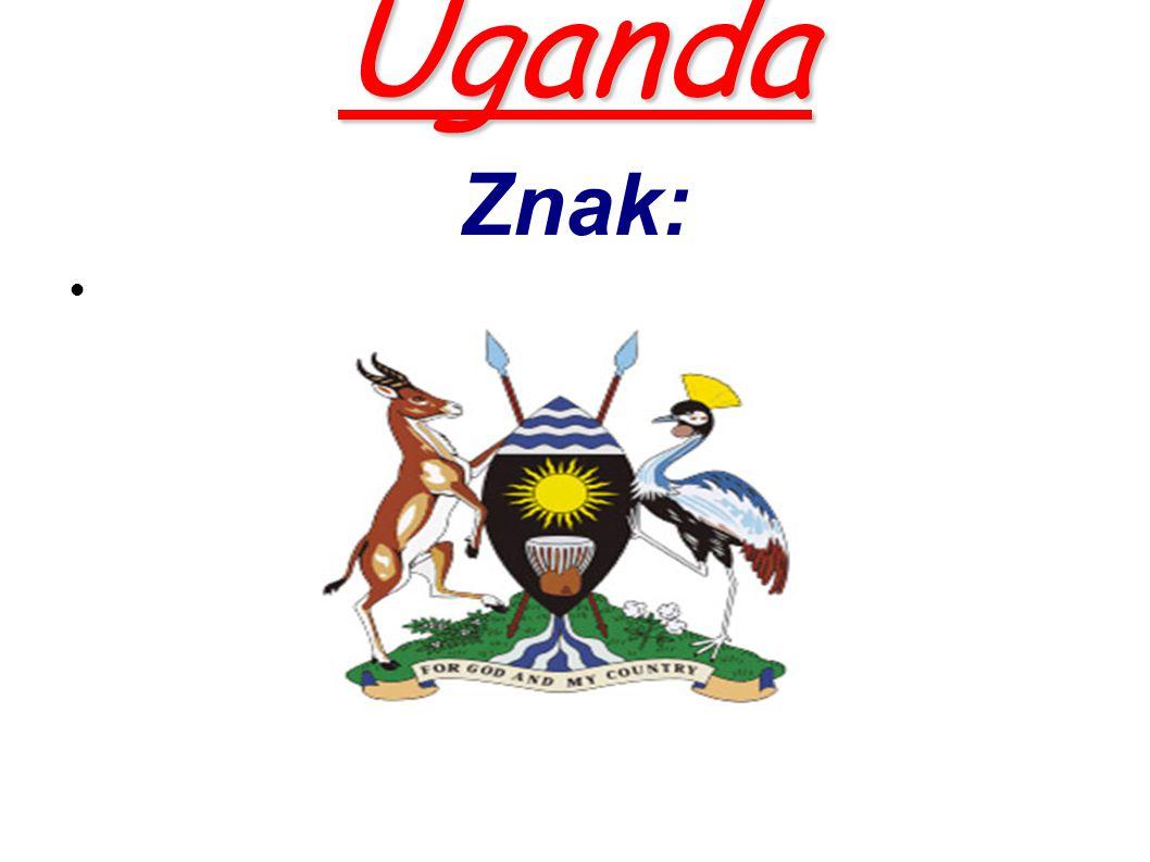 Uganda Uganda Znak: