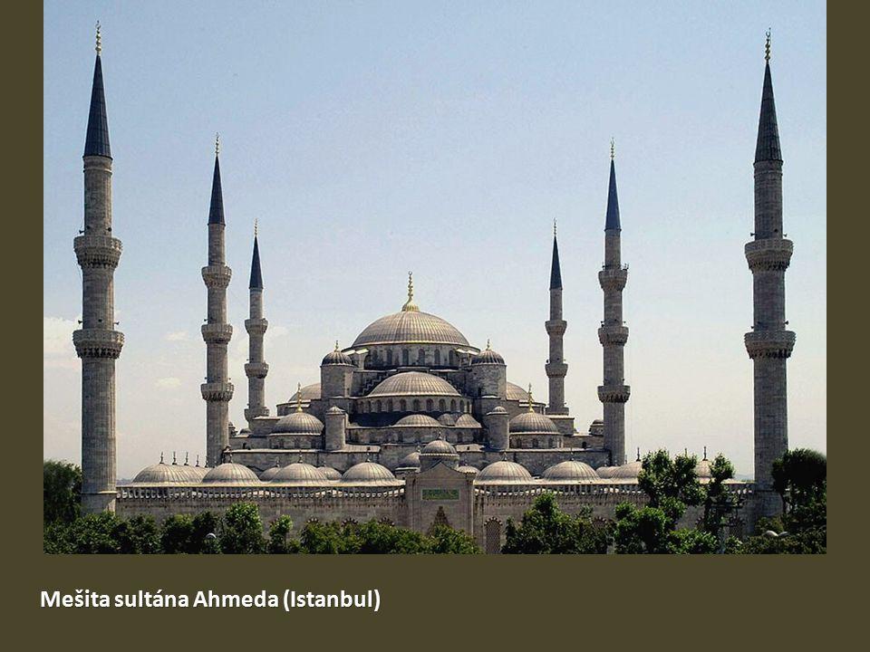 Mešita sultána Ahmeda (Istanbul)
