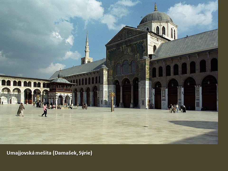 Umajjovská mešita (Damašek, Sýrie)
