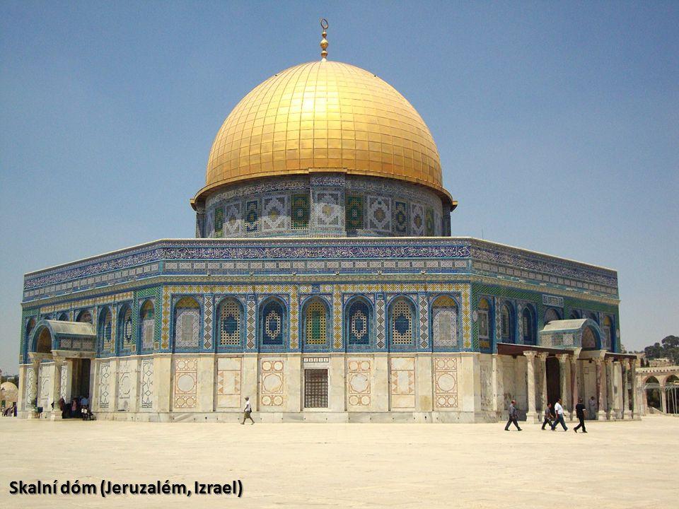 Skalní dóm (Jeruzalém, Izrael)