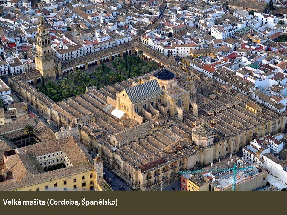 Velká mešita (Cordoba, Španělsko)
