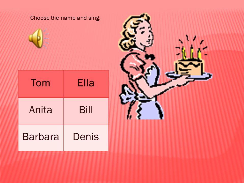 """Anotace Výukový materiál slouží k individuální i společné reprodukci písně """"Happy birthday"""", kterou děti zpívají kamarádovi se jménem, které samy vybe"""