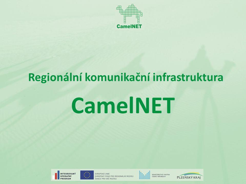 Regionální komunikační infrastruktura CamelNET