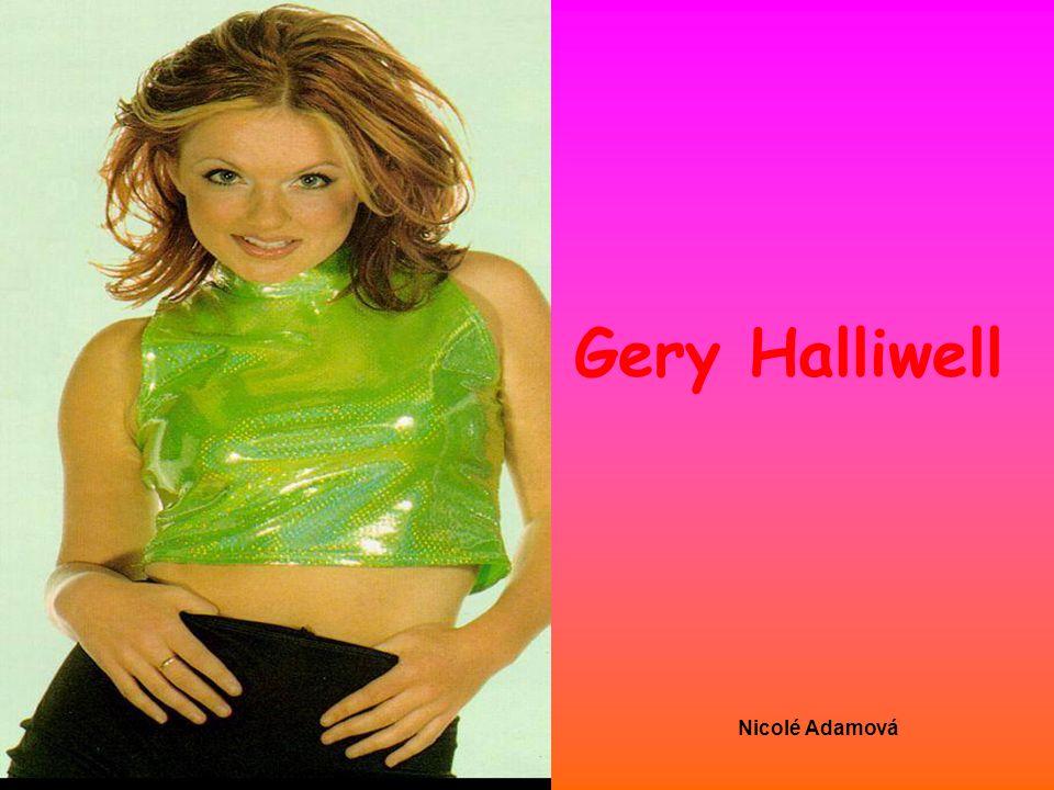 Gery Halliwell