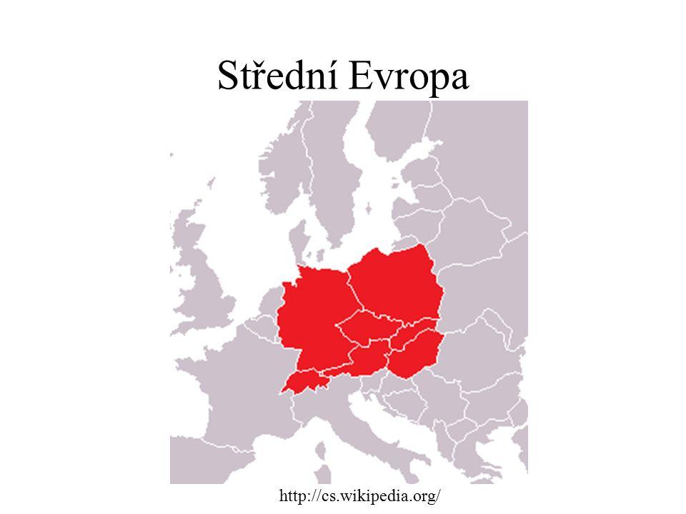Střední Evropa http://cs.wikipedia.org/