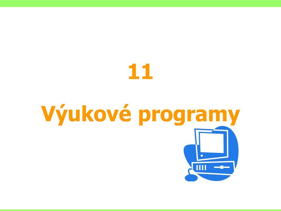 Je určený k výukovým účelům Plní alespoň jednu z didaktických funkcí: 1.motivace, 2.expozice učiva, 3.upevnění vědomostí a dovedností, 4.kontrola získané úrovně.