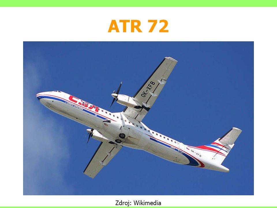Zdroj: Wikimedia ATR 72
