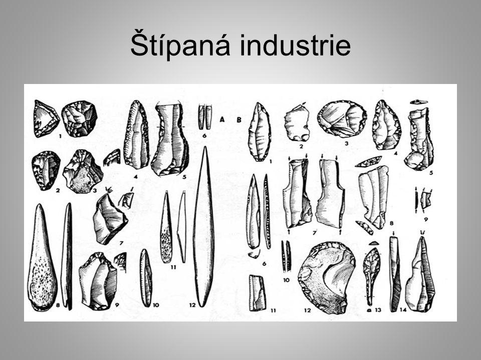 Štípaná industrie
