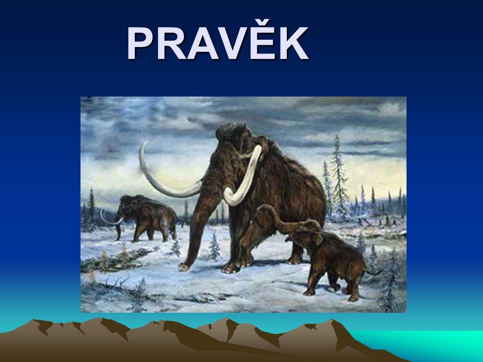 Jak pravěký člověk lovil mamuta?