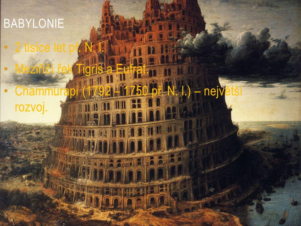 ZÁKONÍK Nalezen v roce 1901 francouzskými archeology.
