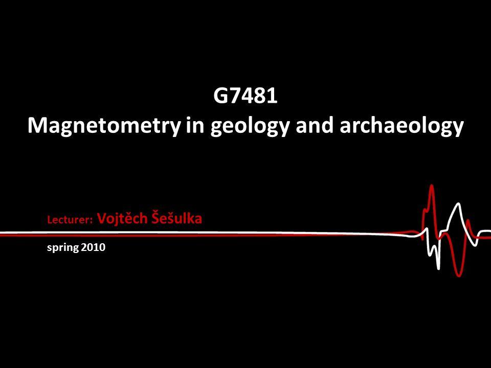 Geophysical methods  magnetometry  gravimetry  seismic  geoelectric  georadar  geothermic