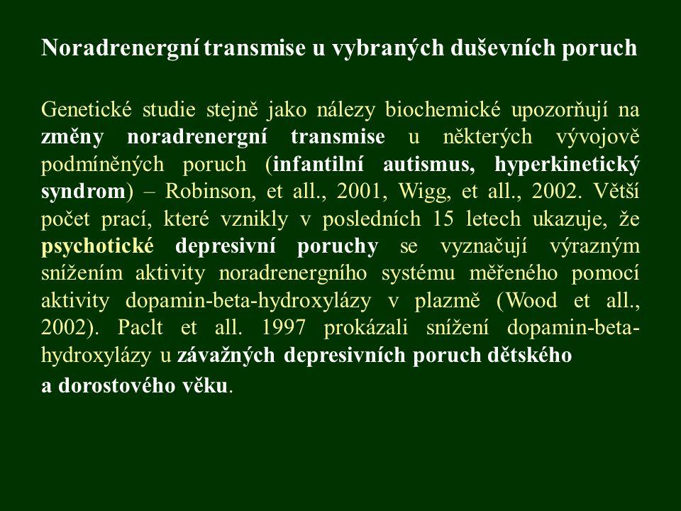 Děti léčené na naší ambulanci od roku 1996 od 2,5 do 5 let Počet 46 dětí Průměrný věk - 3,8 let Děti mladší 3 let – 12 dětí Děti mladší 2,5 let – 0 Počet dětí farmakologicky léčených 27 Užívaná farmaka: Ritalin: 5 – 30 mg/den, Rispen: 0,5 – 1,5 mg/den, Nitrazepam: ¼ - ½ tablety na den, Biston : 50 – 100 mg/den, kombinace Rispen + Ritalin.