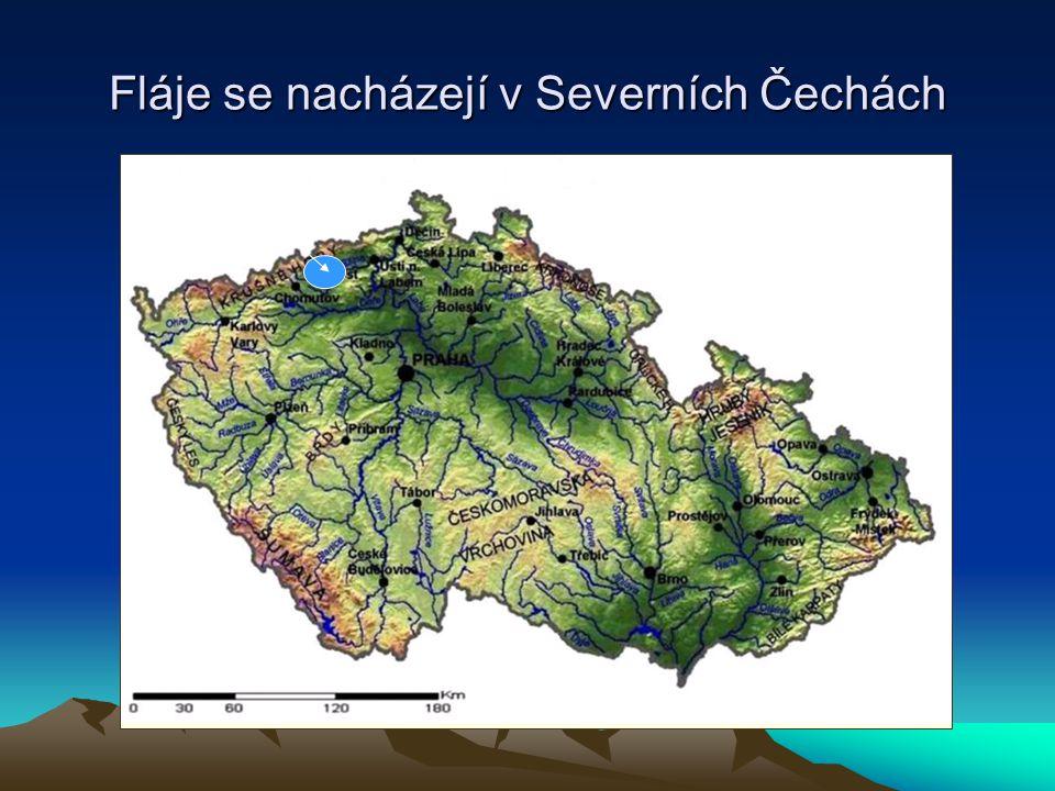 Historická mapa- Friedrich Selner z roku 1861- část druhá