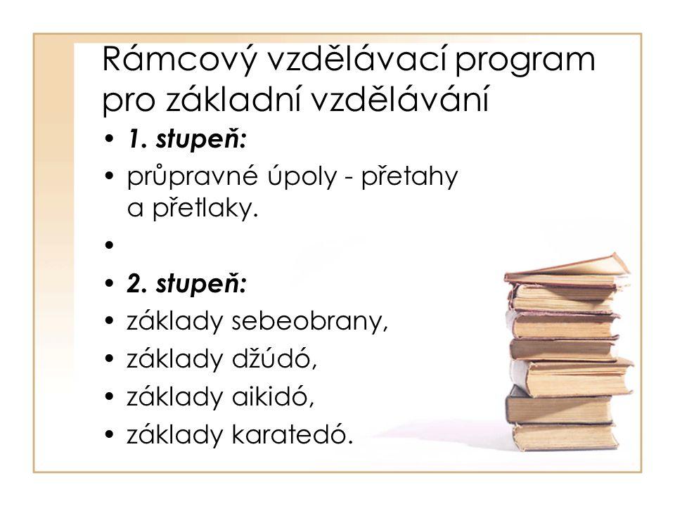 Rámcový vzdělávací program pro základní vzdělávání 1.