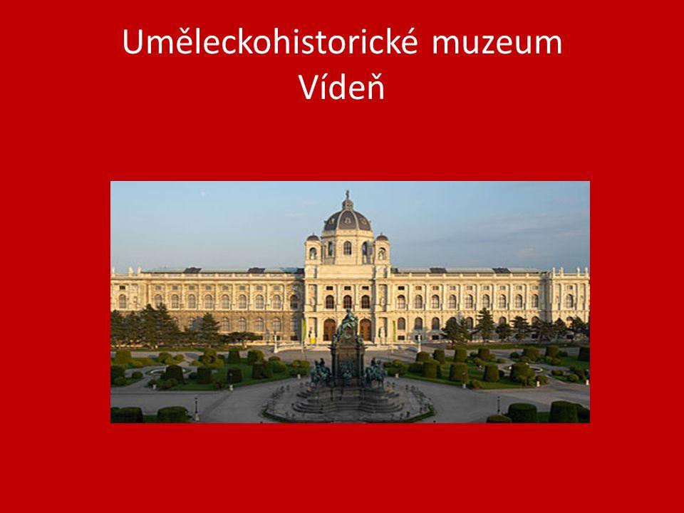 Uměleckohistorické muzeum Vídeň
