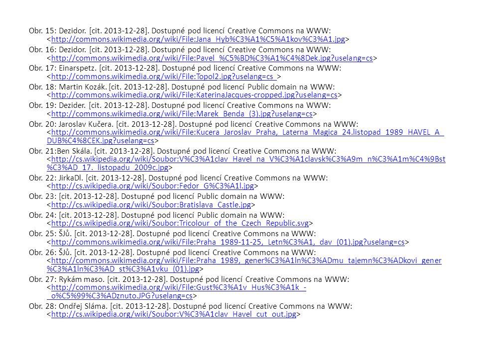 Obr. 15: Dezidor. [cit. 2013-12-28]. Dostupné pod licencí Creative Commons na WWW: http://commons.wikimedia.org/wiki/File:Jana_Hyb%C3%A1%C5%A1kov%C3%A