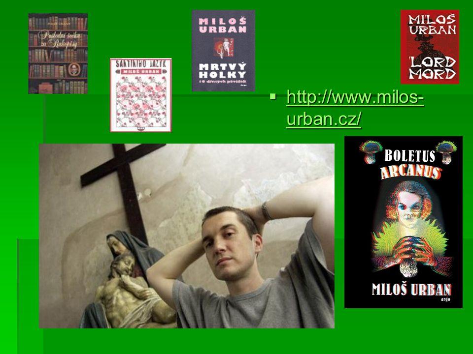  http://www.milos- urban.cz/ http://www.milos- urban.cz/ http://www.milos- urban.cz/