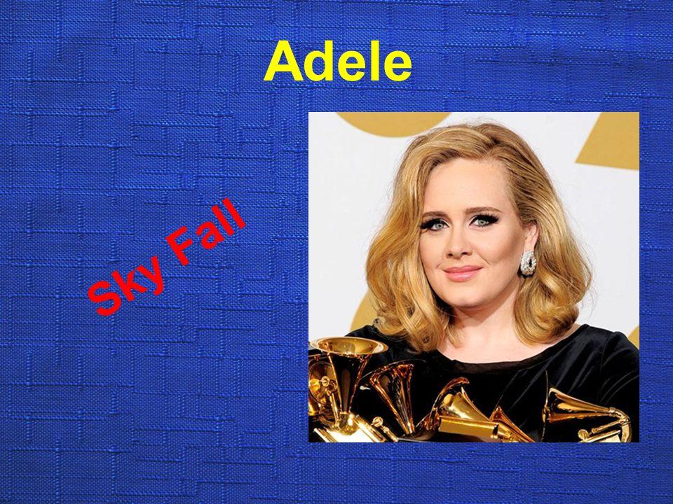 Adele Sky Fall