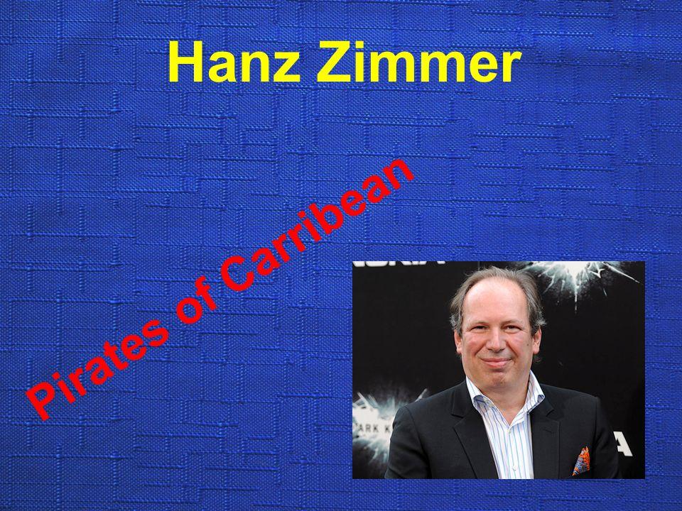 Hanz Zimmer Pirates of Carribean