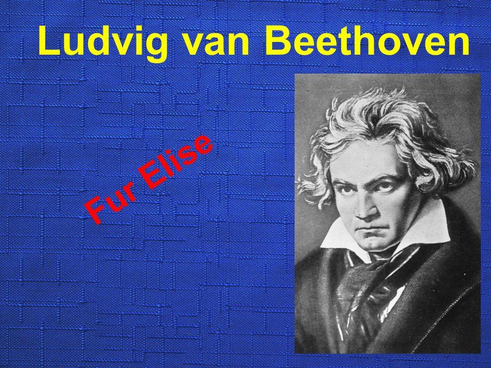 Fur Elise Ludvig van Beethoven