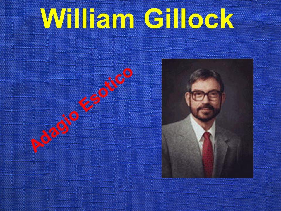 William Gillock Adagio Esotico