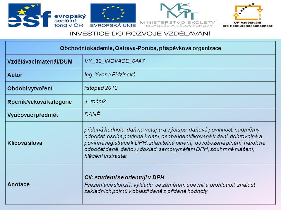 Vrácení DPH dle Směrnice Rady 2008/9/ES.