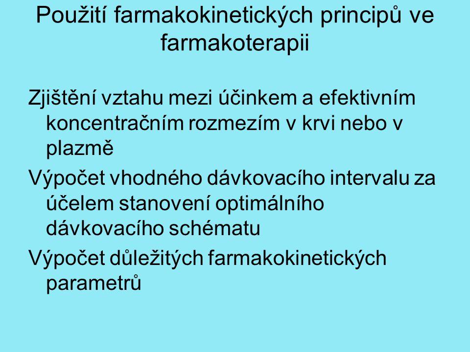 DISTRIBUCE přesun léčiva ze systémové cirkulace do tkání nebo tělesných tekutin Faktory ovlivňující distribuci: vazba na plazmatické bílkoviny Regionální rozdíly pH Transportní mechanismy permeabilitě kapilár rozsahu prokrvení F – CH vlastnostech léčiva (lipofilita, ionizace)