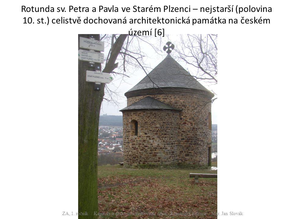 Rotunda Sv.Martina na Vyšehradě [7] ZA, 1.