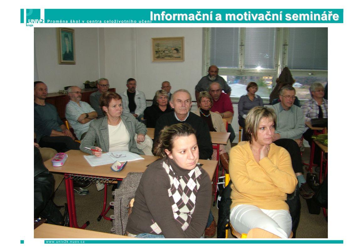 Informační a motivační semináře