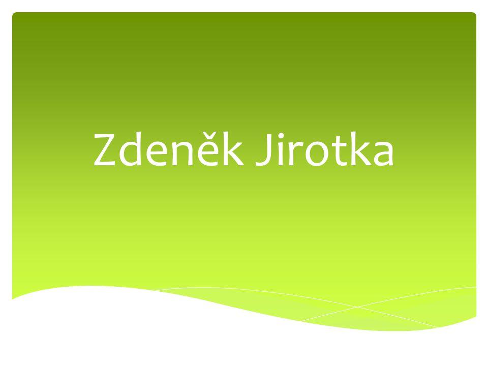 Identifikátor materiálu: EU – 14 - 20 Anotace Žák se seznámí s životem a tvorbou Z.
