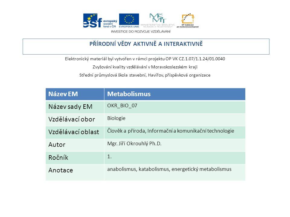 Referenční seznam 1.Jelínek, J.; Zicháček, V.(2004).